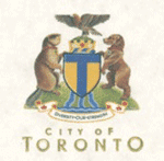 Office of the Mayor - City of Toronto web logo
