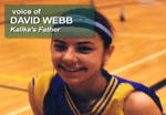 Kalika Webb, past client of Sloan Mandel