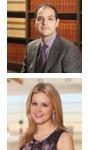George Karahotzitis and Melanie Larock, best family law lawyers