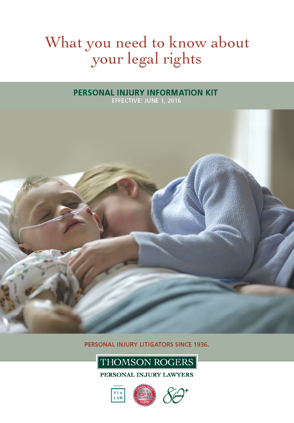 TR Accident Benefit Info Kit