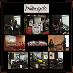 motorcycle show toronto collage