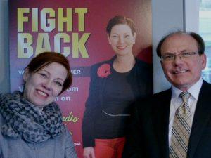 Fight Back with Libby Znaimer and Leonard Kunka