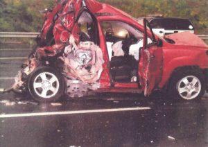 Car accident photo 2