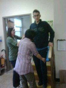 Image of Nicholas Morihovitis at rehab