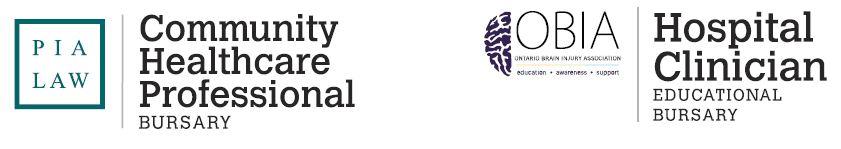 PIA Law's bursary logos