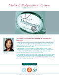 Medical Malpractice Review Issue 1: Avoiding case dismissal in medical malpractice lawsuits thumbnail