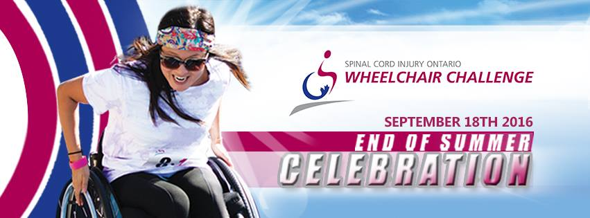 Spinal Cord Injury of Ontario Wheelchair Challenge