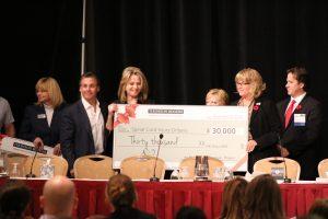 Tina Manousos and Jackie Bloom of Spinal Cord Injury Ontario