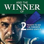 Toronto Maple Leafs Tickets Winner thumbnail