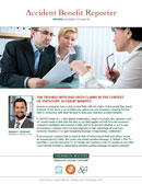 ABR Updater Issue 35 by personal injury lawyer Benjamin Brookwell