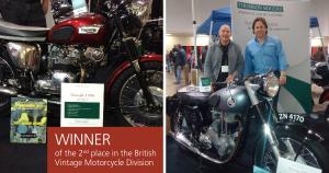 Triumph and Norton Motorcycle