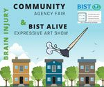 Brain Injury Society of Toronto's Community Agency Fair and BIST Alive Expressive Art Show 2017 thumbnail