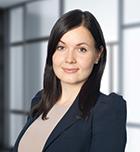 Denitza Koev, municipal lawyer at the Toronto law firm of Thomson Rogers