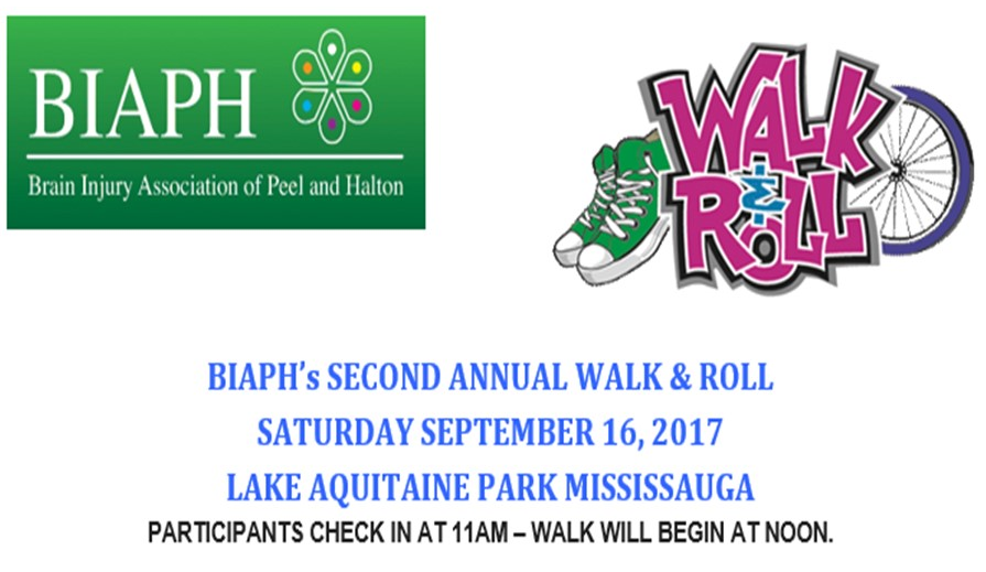 Walk N' Roll Event Poster