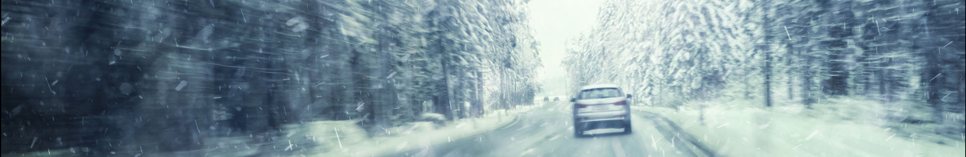 winter driving image for personal injury case