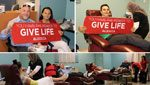 Thomson Rogers takes the Summer Blood Donor Law Challenge 2017
