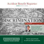 ABR Updater - Issue 41 Statutory Accident Benefits Schedule Discriminates Against Chronic Pain Victims and Violates Charter Rights by Stephen Birman Thumbnail