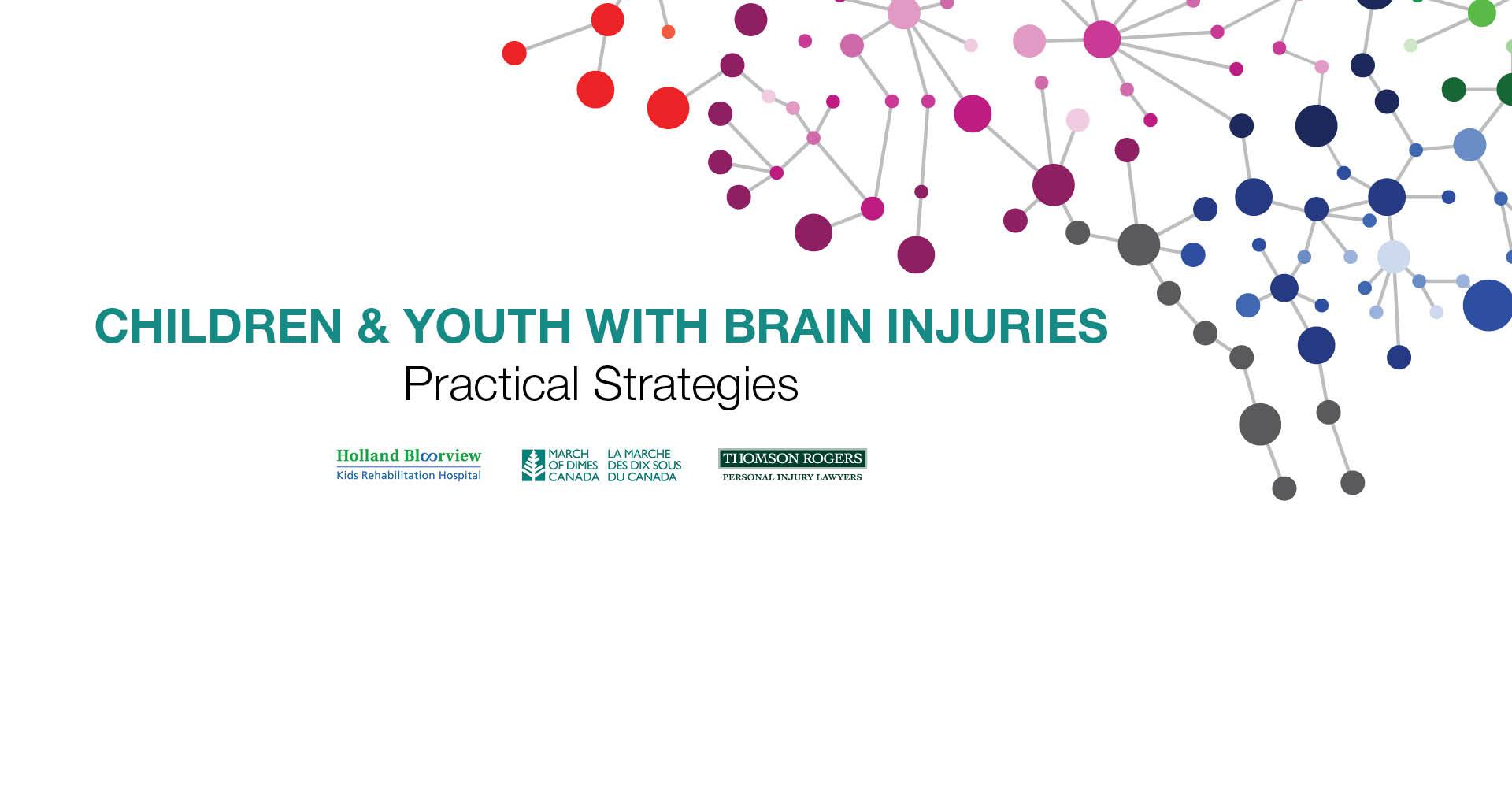 children with brain injuries practical strategies header