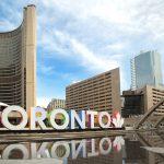 Colourful Toronto Sign
