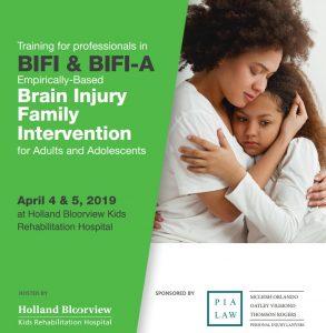 holland bloorview kids rehabilitation hospital bifi & bifi-a brochure