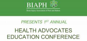 health advocates education conference 2019