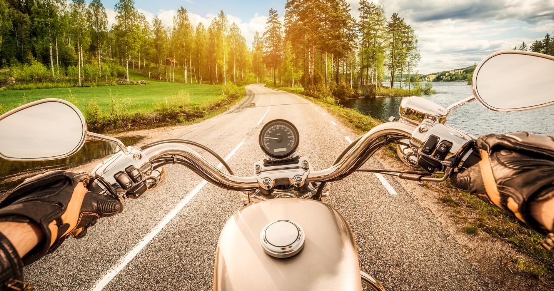 motorcycle riding season