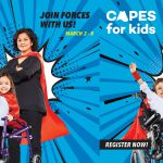 Holland Bloorview's Capes for Kids 2020