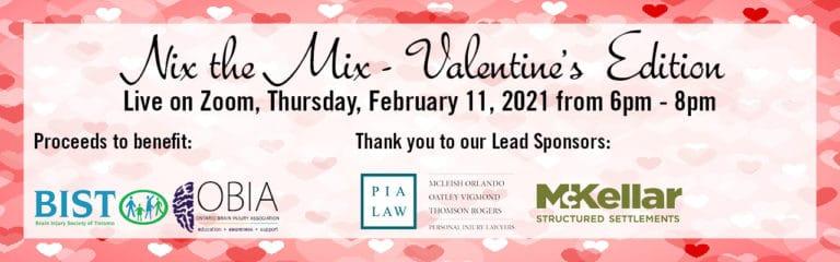 BIST/OBIA Nix The Mix Valentine's Edition