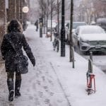 If You Slip And Fall On Snow Or Ice You Must Take Steps To Protect Your Right To Sue