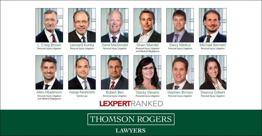 Lexpert Rankings